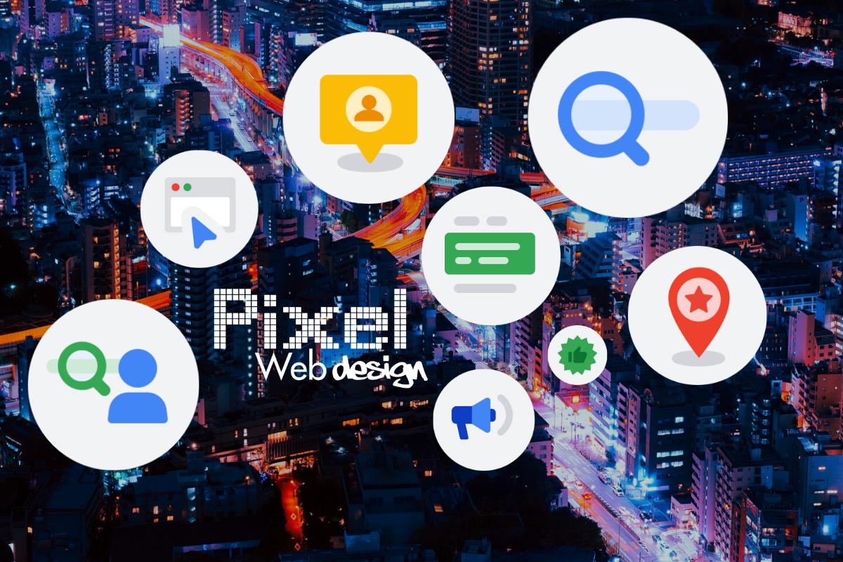 Pixel Web Design