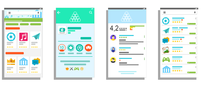 app per ios e android